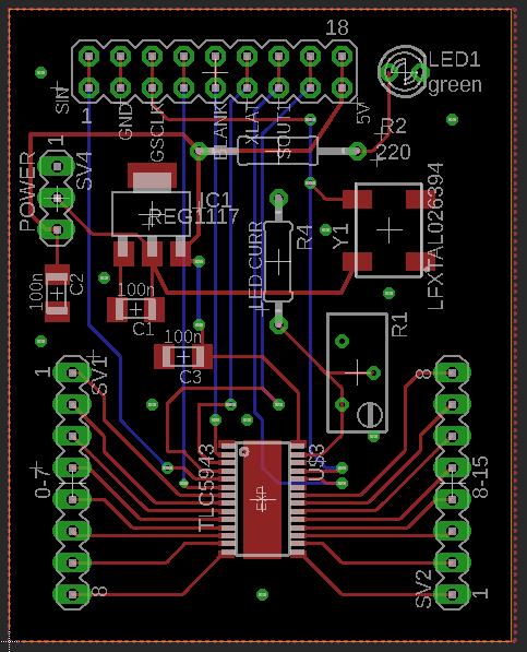 Tabellone elettronico 3 cifre v1.0